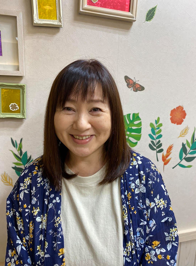 千葉 郁子